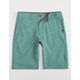 QUIKSILVER Union Slub Boys Hybrid Shorts
