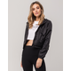 FULL TILT Womens Crop Windbreaker Jacket