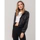 FULL TILT Womens Crop Windbreaker Jacket