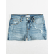 RSQ Malibu Girls Ripped Denim Shorts