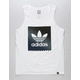 ADIDAS Blackbird Gradient Mens Tank Top