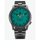 ADIDAS CYPHER_M1 Gunmetal & Subgreen Watch