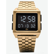 ADIDAS ARCHIVE M1 Gold Watch