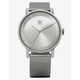 ADIDAS DISTRICT_M1 Silver Watch
