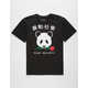 RIOT SOCIETY Panda Rose Boys T-Shirt