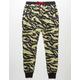 ASPHALT Tiger Camo Mens Jogger Pants