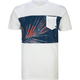 QUIKSILVER Palm Dust Mens Pocket Tee