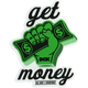 DGK Get Money Sticker