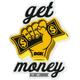 DGK Get Money Sticker