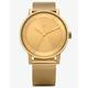 ADIDAS DISTRICT_M1 Gold Watch