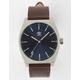 ADIDAS PROCESS_L1 Silver & Navy Watch