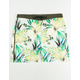 HURLEY Phantom Garden Yellow Mens Boardshorts