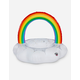 BIGMOUTH INC. Giant Rainbow Cloud Inflatable Pool Float