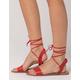DEL MAR Ankle Wrap Womens Sandals