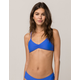 FULL TILT New Blue Bralette Bikini Top