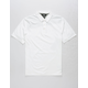 VOLCOM Wowzer White Boys Polo Shirt