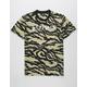 ASPHALT Stencil Mens T-Shirt