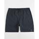 BRIXTON Relay Mens Hybrid Shorts