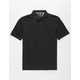 VOLCOM Wowzer Black Boys Polo Shirt
