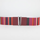 Stripe Stretch Womens Belt