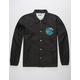 SANTA CRUZ Wave Dot Mens Windbreaker Jacket