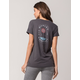 HURLEY Palm Tree Womens Tee