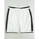UNCLE RALPH Athletic Side Panel Mens Shorts