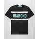 DIAMOND SUPPLY CO. Origin Panel Mens T-Shirt