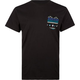 BLUE CROWN Tribal Mens Pocket Tee