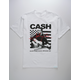 DIAMOND SUPPLY CO. x Johnny Cash Rules Mens T-Shirt