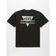 VANS Retro Tri Gradient Boys T-Shirt