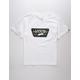 VANS Full Patch White & Neo Jungle Boys T-Shirt