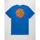 SANTA CRUZ Classic Dot Royal Mens T-Shirt