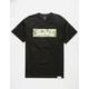 DIAMOND SUPPLY CO. Camo Box Logo Mens T-Shirt