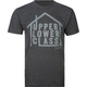 THE COAST & YOU Upper Lower Class Mens T-Shirt