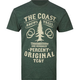 THE COAST & YOU Knows Trees Mens T-Shirt