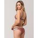 DAMSEL Side Strap Cheeky Bikini Bottoms