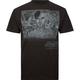 FAMOUS Stars & Straps FSAS x Yelawolf Psycho White Fade Mens T-Shirt