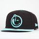 YUMS Classic Outline New Era Mens Snapback Hat
