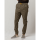 LIRA Weekend Olive Mens Jogger Pants