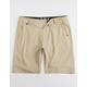FOX Essex Tech Sand Mens Hybrid Shorts