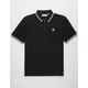 FILA Matcha 3 Mens Polo Shirt