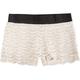 LIMONATA Crochet Womens Shorts