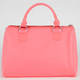 Jelly Duffle Handbag