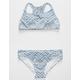 FULL TILT Macrame Girls Bikini Set
