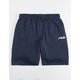 FILA Tanaro Navy Mens Sweat Shorts