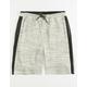 BROOKLYN CLOTH Space Dye Boys Sweat Shorts