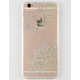 LMNT Holograph Floral iPhone 6/6S/7/8 Phone Case
