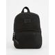 DICKIES Black Canvas Mini Backpack