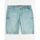 RSQ Boys Denim Jogger Shorts